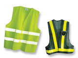 High Visibility 3m Clear Reflective Tape for Vest Running Fishing