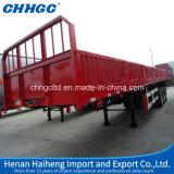 Light Steel Cargo Transportation Semi Truck Trailer