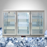 Undercounter Wine Cooler with Stainless Steel