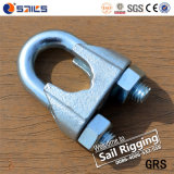 Casting DIN 741 Malleable Cross Wire Rope Clip