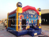 Inflatable Princess Style Bouncy Castle, Inflatable Bouncer for Kids