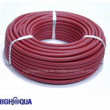 Fiber Braid Flexible Hose Smooth Surface Rubber Air Hose
