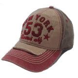 Top Quality Red 6 Panel Wholesale Custom Soft Baseball Cap