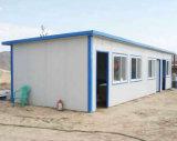 Low Cost Rockwool Sandwich Panel Prefabricated House