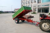 Two Tyres Tractor Trailer 2tons