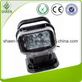 DC12V 24V 7 Inch LED Search Light with Remote Control