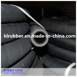 Fiber Braided Rubber Sandblasting Hose for Transporting Concrete and Sand