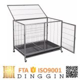 Cast Metal Square Tube Dog Cage