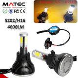 Matec Car LED Light 80W 8000lm H1 H11 H4 LED Headlamp, H7 Car Lights LED, 9004 9007 9005 9006 H13 H4 Car LED Light Bulbs