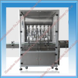 Six Head Automatic Grease Water Filling Machine