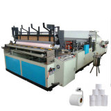 Automatic Rewinding Toilet Paper Machine for Sale