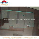Clear Toughened/Tempered Shower Door Glass
