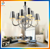 Designs Modern Top Quality Hanging Chandeliers with Metal Shade