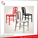 2016 Wholesale Factory Making Hot Sale Durable Metal Chair (NC-49)