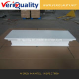 Wood Mantel Inspection Service in China and Asia