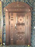 New Design Villa Luxury Entrance Copper Door