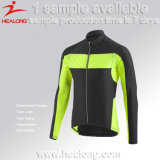 Healong Long Sleeves Custom Sublimation Sport Cycling Jersey