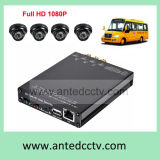 High Quality School Bus DVR for CCTV Video Surveillance/3G 4G 4CH Mdvr