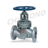 DIN Stainless Steel Carbon Steel Flange Type Globe Valve