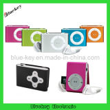 for Christmas Promotion Gift Mini Clip Shuffle MP3 Player