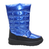 2014 Latest Design Kid's Injection Snow Boots with Water Resistance (IK0226)