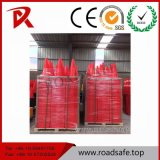 Roadsafe PVC Traffic Equipment Barricade Cone Barrier Orange Reflective Traffic Cone