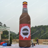 New Inflatable Bottle Product with Decoration Bottle