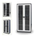 Full Height Glass Door Cupboard