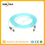 Om4 MPO Upc F Fiber Optic Patchcords