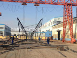 4-Leg Electric Transmission Line Tower