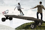 Powerful Carbon Fiber Dual Motor Electric Skateboard