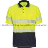 3m 8910 Polo Shirts Reflective Tape Safety Work Wear (ELTHVJ-129)