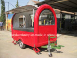 Mobile Food Trailer with A/C