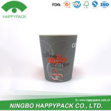Hot Selling High Quality Cold Beverage Paper Cup Green Cup