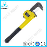 Carbon Steel Heavy Duty Rigid Pipe Wrench
