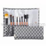 Nylon Hair 8PCS Cosmetic Brushes for Make-up