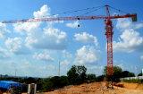 China Construction Tower Crane Qtz80 (TC5516) with Jib 55m/Tip Load: 1.6t