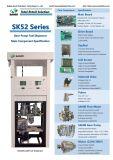 Sanki Fuel Dispenser with Two Nozzle One Pump Two Flowmeter