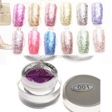 Art Nail Beauty Glitter UV Gel Polish 12 Colours (UG31)