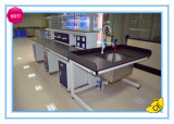 New and Hot Sale Lab Island Bench with Electric Box and Sink