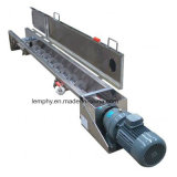 High Efficiency Spiral Conveyor for Construction Plant