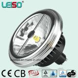 Standard Sizes Reflector 90ra 3D COB AR111 (LS-S618-GU10-A-BWW/BW)