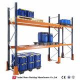 Nanjing China Heavy Duty Storage Steel Pallet Racking