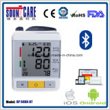 Factory Digital Wearable Wrist Blood Pressure Monitor (BP 60BH-BT) with Case