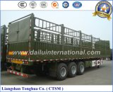 Utility Stake Semi Trailer Truck Trailer for Container Transport