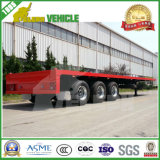 40FT Flatbed Shipping Container Trailer Part for Fuwa
