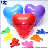 Multi-Color Heart-Shaped Balloon