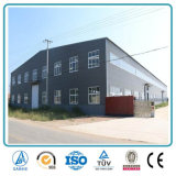 Two Storey Low Cost Customized Steel Portal Frame