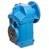 Parallel Shaft Helical Gear Motor (TF Series)