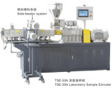 Laboratorio Twin Screw Extruder/Extrusion en Plastic Machine